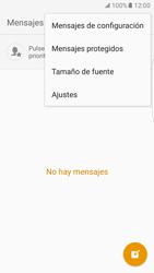 Samsung Galaxy S7 Edge - MMS - Configurar el equipo para mensajes de texto - Paso 5