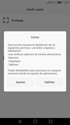 Huawei P9 - E-mail - Configurar Yahoo! - Paso 5