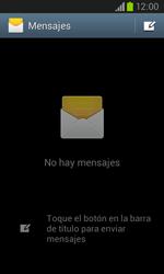 Samsung I8260 Galaxy Core - MMS - Configurar el equipo para mensajes de texto - Paso 4