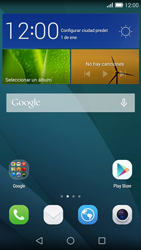 Huawei Ascend G7 - E-mail - Configurar Yahoo! - Paso 2