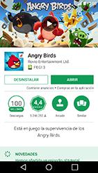 LG K10 (2017) - Aplicaciones - Descargar aplicaciones - Paso 17