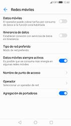 Huawei P10 - Internet - Activar o desactivar la conexión de datos - Paso 6