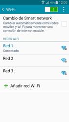 Samsung A500FU Galaxy A5 - WiFi - Conectarse a una red WiFi - Paso 8