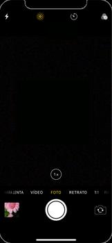 Apple iPhone X - Red - Uso de la camára - Paso 8