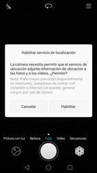 Huawei P8 - Red - Uso de la camára - Paso 3