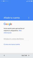 Samsung Galaxy S7 - Primeros pasos - Activar el equipo - Paso 10