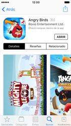 Apple iPhone 5s iOS 10 - Aplicaciones - Descargar aplicaciones - Paso 18