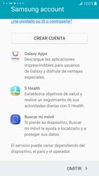 Samsung Galaxy S7 - Primeros pasos - Activar el equipo - Paso 19