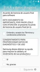 Samsung A500FU Galaxy A5 - Primeros pasos - Activar el equipo - Paso 5