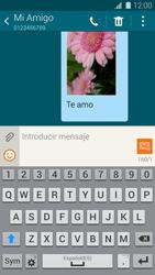 Samsung G900F Galaxy S5 - MMS - Escribir y enviar un mensaje multimedia - Paso 20