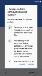 Samsung Galaxy J5 (2017) - Primeros pasos - Activar el equipo - Paso 11