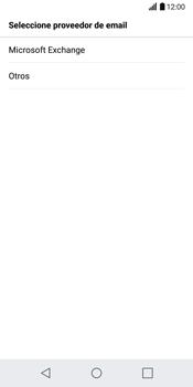 LG G6 - E-mail - Configurar Outlook.com - Paso 6