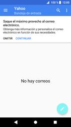 Sony Xperia XZ1 - E-mail - Configurar Yahoo! - Paso 13