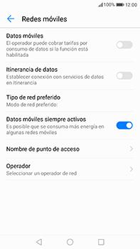 Huawei P10 Plus - Internet - Activar o desactivar la conexión de datos - Paso 6