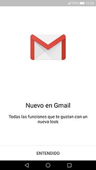 Huawei P10 Plus - E-mail - Configurar Gmail - Paso 4