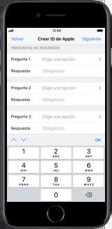 Apple iPhone SE - iOS 11 - Aplicaciones - Tienda de aplicaciones - Paso 12