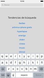 Apple iPhone 6s iOS 10 - Aplicaciones - Descargar aplicaciones - Paso 11