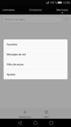 Huawei P8 - MMS - Configurar el equipo para mensajes de texto - Paso 4