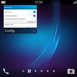 BlackBerry Q5 - Internet - Configurar Internet - Paso 12