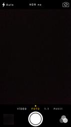 Apple iPhone 5s - Red - Uso de la camára - Paso 3