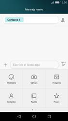 Huawei P8 Lite - MMS - Escribir y enviar un mensaje multimedia - Paso 8