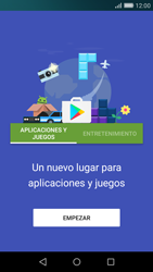 Huawei P8 Lite - Aplicaciones - Descargar aplicaciones - Paso 3