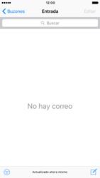 Apple iPhone 6s iOS 10 - E-mail - Escribir y enviar un correo electrónico - Paso 3