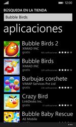 Nokia Lumia 635 - Aplicaciones - Descargar aplicaciones - Paso 14