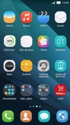 Huawei Y5 - Connection - Transferir archivos a través de Bluetooth - Paso 3