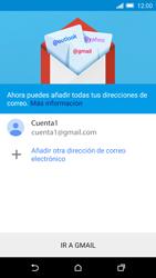 HTC One M9 - E-mail - Configurar Gmail - Paso 15