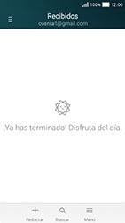 Huawei Y5 - E-mail - Escribir y enviar un correo electrónico - Paso 4