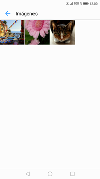 Huawei Mate 9 - Connection - Transferir archivos a través de Bluetooth - Paso 11