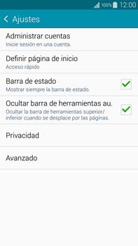 Samsung N910F Galaxy Note 4 - Internet - Configurar Internet - Paso 21
