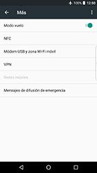 BlackBerry DTEK 50 - Red - Activar o desactivar el modo avión - Paso 6