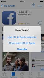 Apple iPhone 5s - Aplicaciones - Tienda de aplicaciones - Paso 8