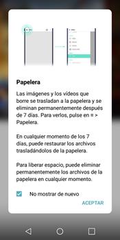 LG Q6 - Connection - Transferir archivos a través de Bluetooth - Paso 3