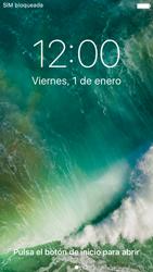 Apple iPhone 5s iOS 10 - Internet - Configurar Internet - Paso 14