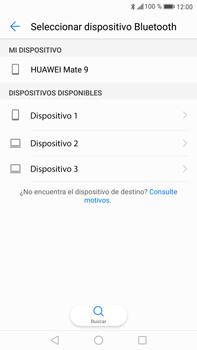 Huawei Mate 9 - Connection - Transferir archivos a través de Bluetooth - Paso 10
