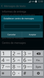 Samsung G850F Galaxy Alpha - MMS - Configurar el equipo para mensajes de texto - Paso 8