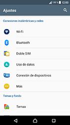 Sony Xperia XA1 - WiFi - Conectarse a una red WiFi - Paso 4