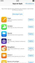 Apple iPhone 6 Plus iOS 8 - Aplicaciones - Tienda de aplicaciones - Paso 3