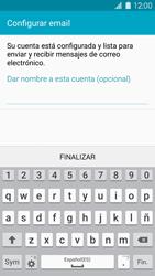 Samsung G900F Galaxy S5 - E-mail - Configurar Outlook.com - Paso 10