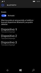 Microsoft Lumia 950 - Connection - Conectar dispositivos a través de Bluetooth - Paso 7