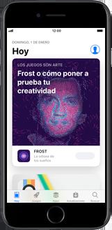 Apple iPhone SE - iOS 11 - Aplicaciones - Tienda de aplicaciones - Paso 3