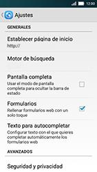 Huawei Y5 - Internet - Configurar Internet - Paso 21