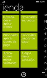 Nokia Lumia 635 - Aplicaciones - Descargar aplicaciones - Paso 9