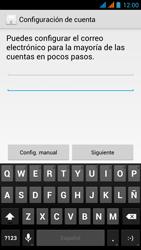 Wiko Stairway - E-mail - Configurar correo electrónico - Paso 6