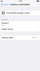 Apple iPhone 6 iOS 11 - E-mail - Configurar correo electrónico - Paso 16