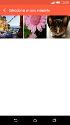 HTC One M8 - MMS - Escribir y enviar un mensaje multimedia - Paso 17