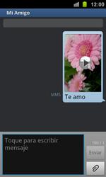 Samsung I8160 Galaxy Ace II - MMS - Escribir y enviar un mensaje multimedia - Paso 15